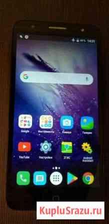 Смартфон алкатель 5,5 экран,4G Хабаровск