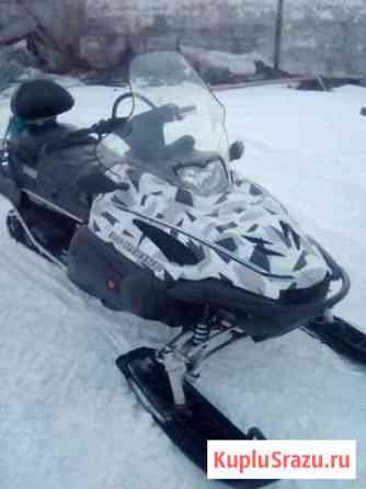 Снегоход ямаха Яр-Сале