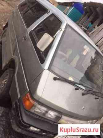 Nissan Largo 2.0МТ, 1986, минивэн Шарыпово