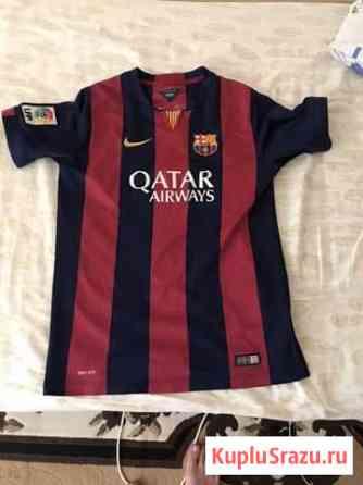 Футболка Nike Barcelona оригинал с клуба Элиста