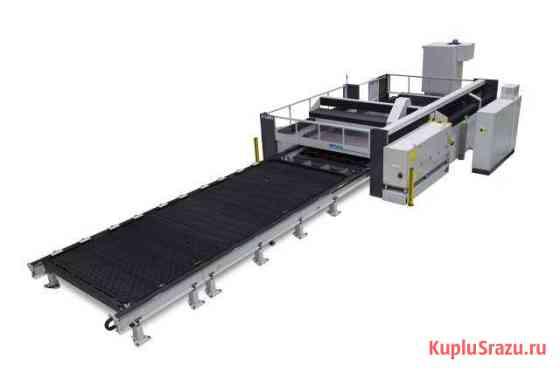 Станок лазерной резки LVD impuls 6кВт большой стол Калуга