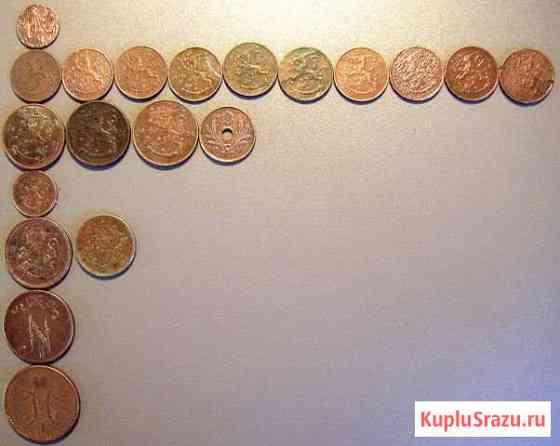 Монеты Финляндия Приморск