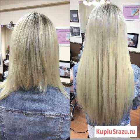 Наращивание волос/ снятие/ коррекция Видное