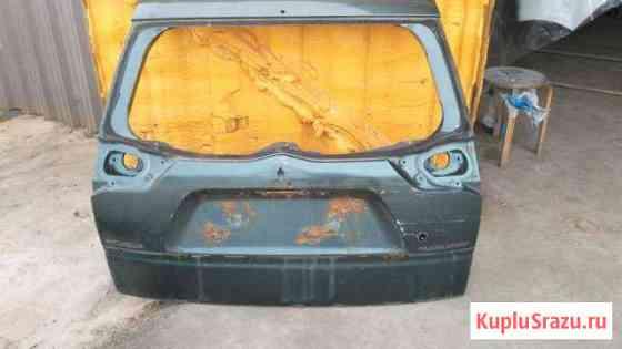 Крышка багажника на Митсубиши Паджеро Спорт2 ЛМС