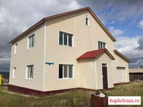 Дом 250 кв.м. на участке 16 сот. Богучаны