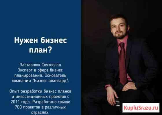 Разработка бизнес плана любой степени сложности Якутск