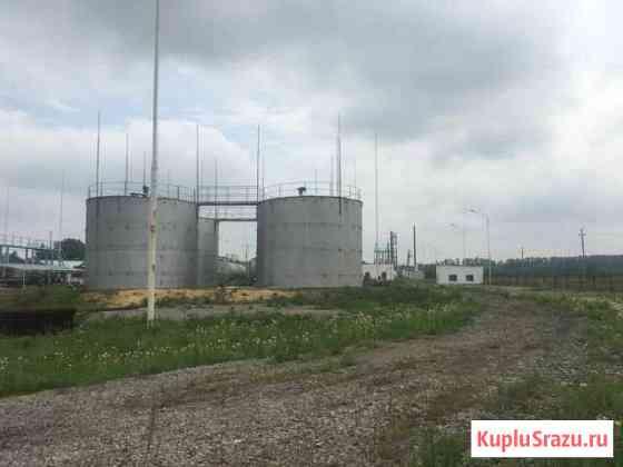 Резервуарный парк под нефтепродукты Мичуринск