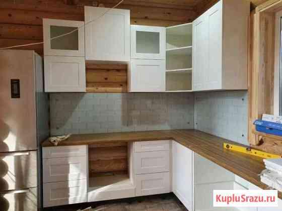 Кухонный фартук Старая