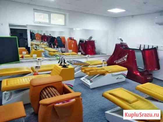 Сеть спорт-залов (5 лет успешного роста) Севастополь