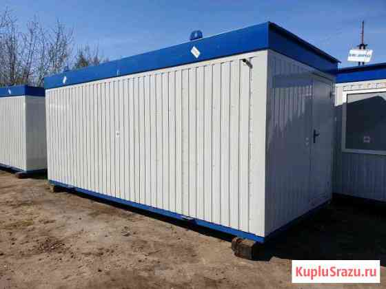 Вагон бытовка блок-контейнер 6х2.7х2.6 м. 14 шт Вологда
