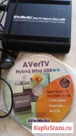 TV-тюнер AVerMedia Technologies avertv Hybrid Ultr Иркутск