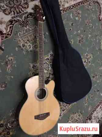Электроакустическая бас гитара euphony Карачаевск