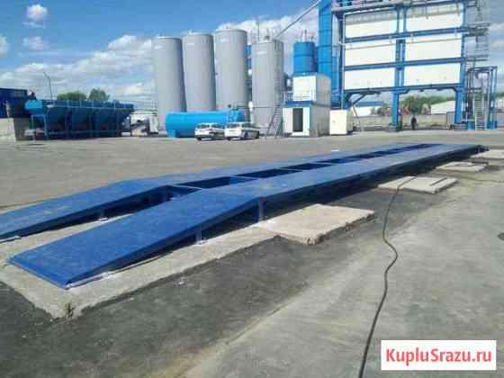 Весы автомобильные 30 тонн 6 метров Черкесск