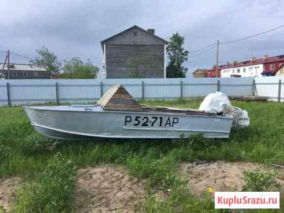 Лодка с мотором Suzuki 40 2-х тактный Нарьян-Мар