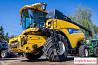 Комбайн зерноуборочный New Holland CR9080 4X4 2007