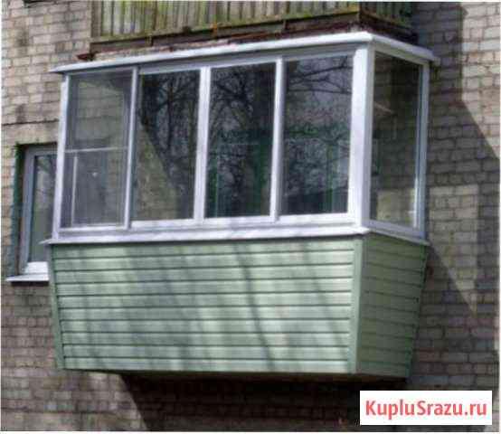 Балкон под ключ Киров