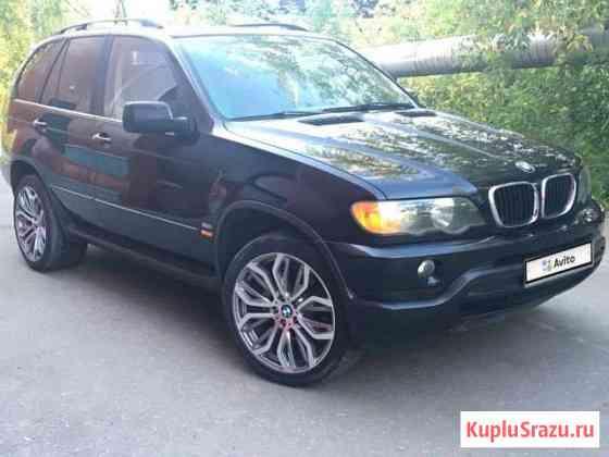 BMW X5 3.0AT, 2003, внедорожник Нолинск