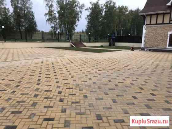 Плитка тротуарная Павловская Слобода