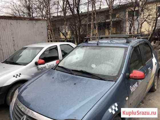 Водитель в такси яндекс на Аренду -парк « белые но Мурманск