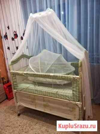 Кроватка детская Ленск