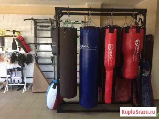 Мешок боксерский тент-пвх 150 см (55 кг, D-36 см) Черкесск