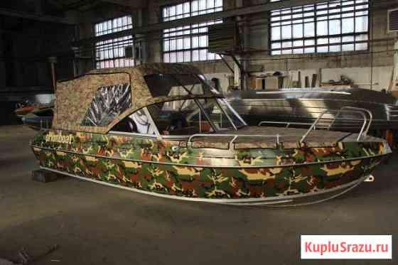 Новый катер Orionboat 53 Д Пермь