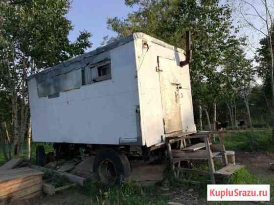 Вагончик на колесах Петропавловск-Камчатский