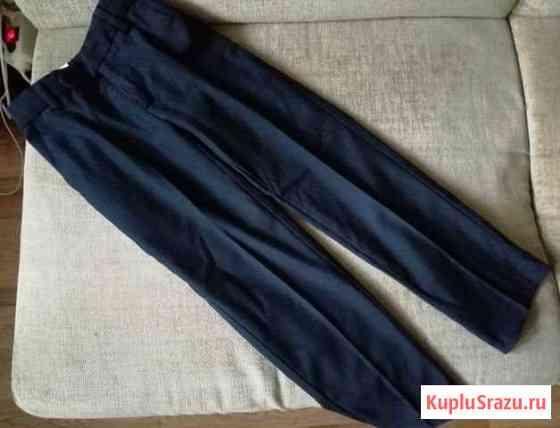 Школьные брюки темно-синие Киров