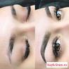Перманентный макияж (брови, губы, веки)