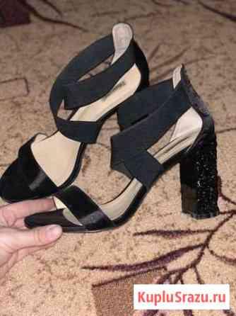 Босоножки на каблуке Нарьян-Мар