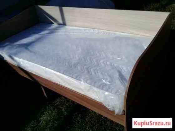 Кровать новая + матрас Элиста