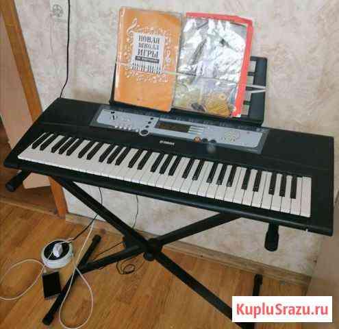 Синтезатор и подставка Фряново