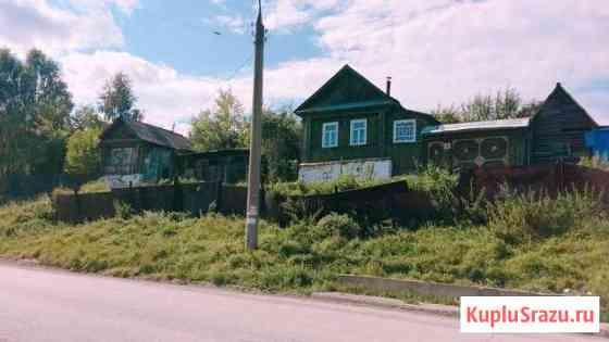 Дом 35 кв.м. на участке 9 сот. Усть-Катав