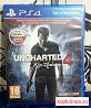 Игра Uncharted 4: Путь вора на PS4