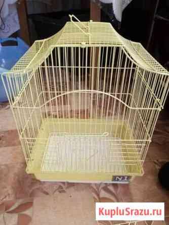 Клетка для попугая Малмыж