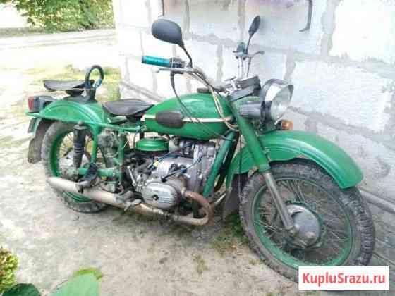 Мотоцикл урал в идеале с документами полный компле Суземка