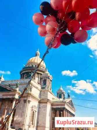 Оформитель воздушными шарами Санкт-Петербург