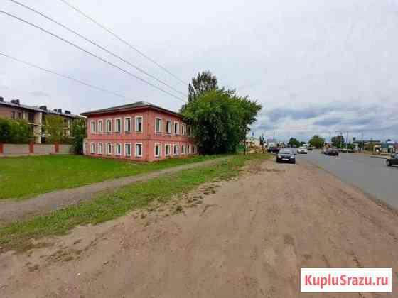 Здание 321м2 и земельный участок Киров
