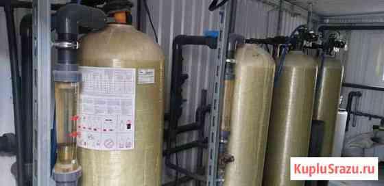 Станция подготовки питьевой воды вос-50 Владикавказ