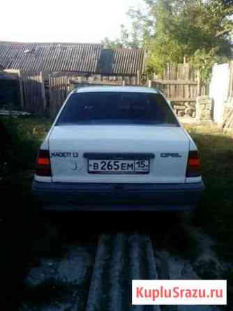 Opel Kadett 1.3МТ, 1986, седан Терская