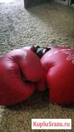 Боксерские перчатки на ребёнка (12-13лет) Дмитров