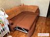 Раздвижной диван двухместный с ящиком для хранения