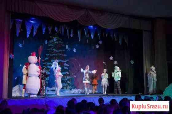 Детские новогодние елки. Билеты от организатора Санкт-Петербург