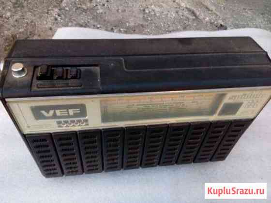 Радиоприемник VEF Spidola 232 Самара