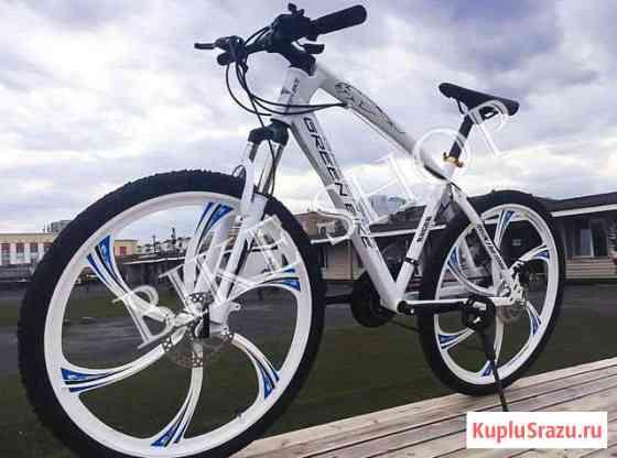 Велосипед на литых дисках Киевский