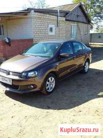 Volkswagen Polo 1.6AT, 2015, седан Яшкуль