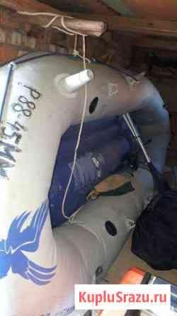Продаю моторную лодку с Yamaha 2 cmhs Уваровка