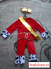 Новогодний костюм король