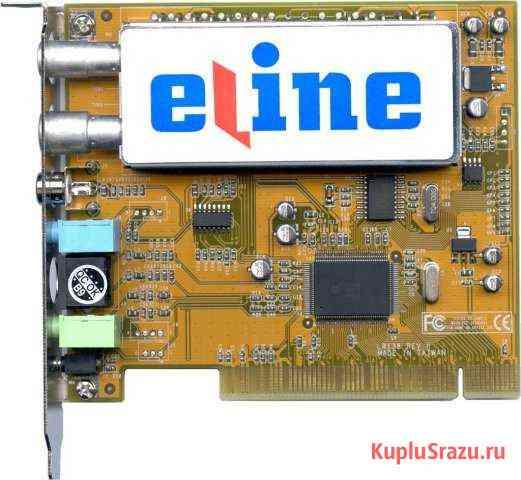 TV- и FM-тюнер Eline Vision TV Master-3000-FM Белгород