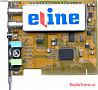 TV- и FM-тюнер Eline Vision TV Master-3000-FM
